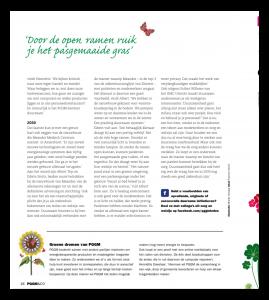 Portfolio schrijven Een rondje groen-3